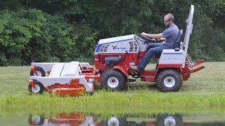 6. The Best Mowing Machines Ever – Ventrac Finish Mower Overview - Simple Start