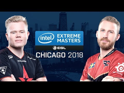 CS:GO - Astralis vs. FaZe [Inferno] Map 2 - Group A - UB r3 - IEM Chicago 2018