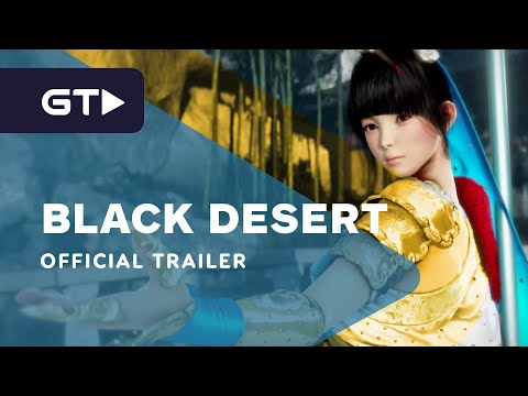 Black Desert - Awakening Content Update: Striker and Tamer Official Trailer