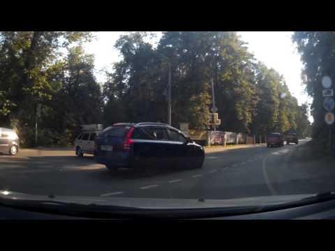 Авария в Московской области