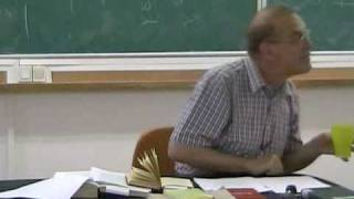 History and Rationality Lecture Series - Michael Heyd