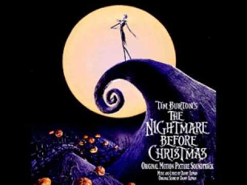 nightmare before christmas this is halloween ringtones