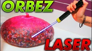 Video LASER VS ORBEZ Y WUBBLE BUBBLE! PODRA AGUJEREAR? MP3, 3GP, MP4, WEBM, AVI, FLV Agustus 2018
