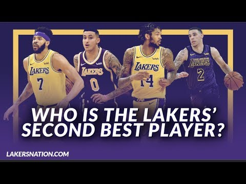 Video: Lakers Debate: Who is the Lakers' Second Best Player On the Team?