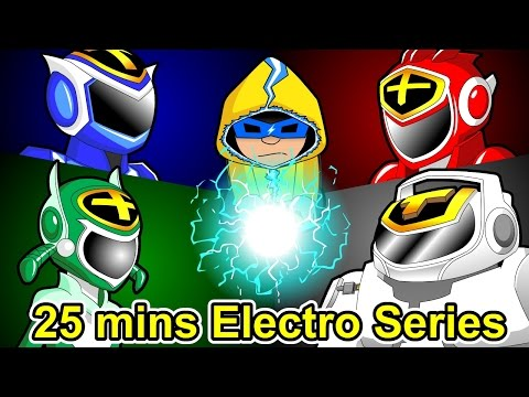 "25 mins Citi Heroes Series 9 ""Electro"""
