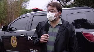 PM descobre refinaria de cocaína e suspeito morre durante tiroteio
