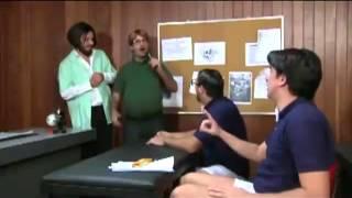 Comédia Mtv-Mourão visita seu filho na escola