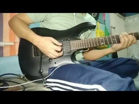 Guitar cover dangdut HARUSKAH BERAKHIR
