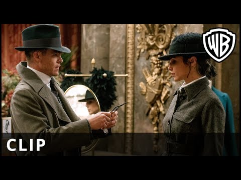 Wonder Woman (Clip 'Property of General Ludendorff')