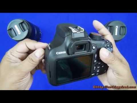 Canon DSLR fotoaparat EOS 1200D