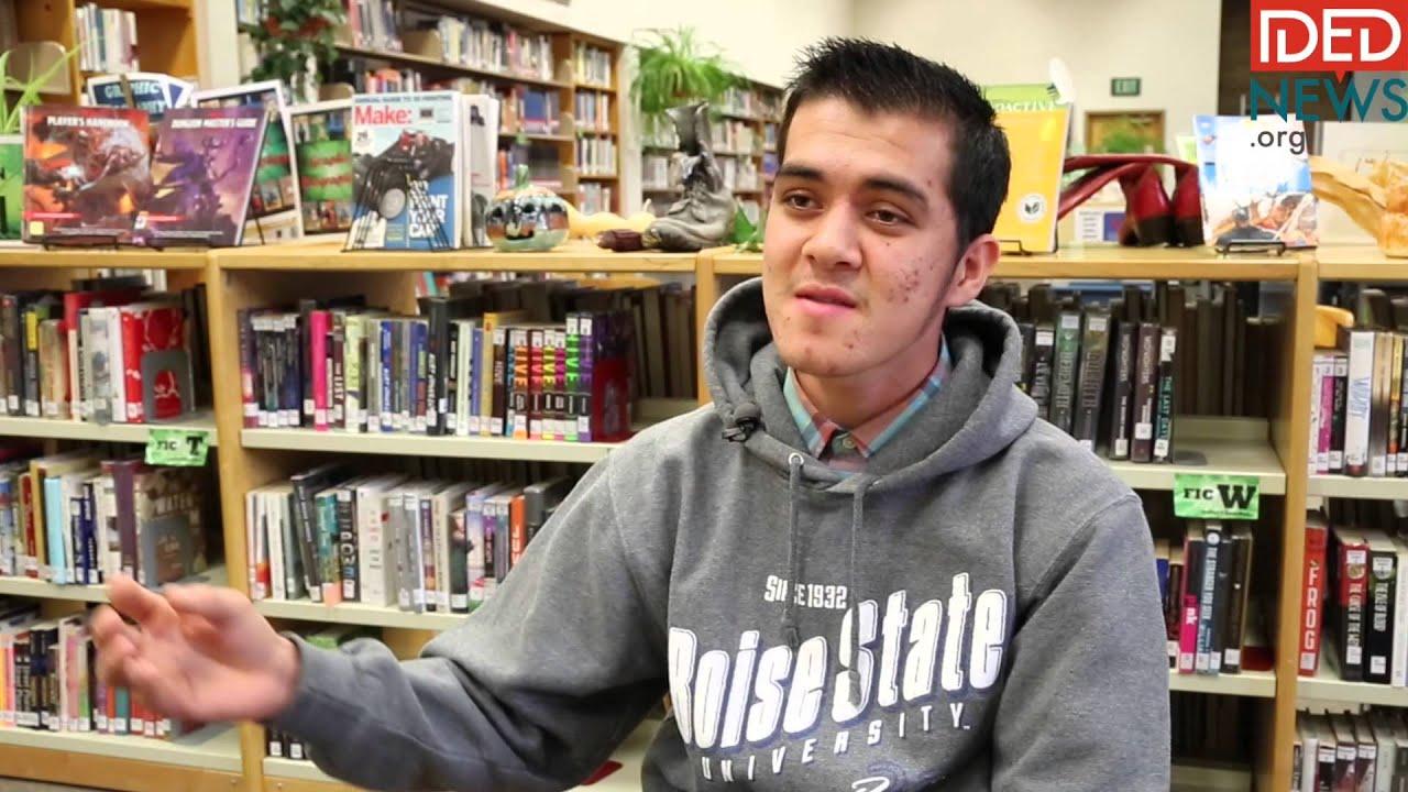 Students, teachers volunteer to keep library open