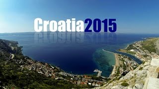 Omis Croatia  city pictures gallery : Croatia - Omis GoPro 2015