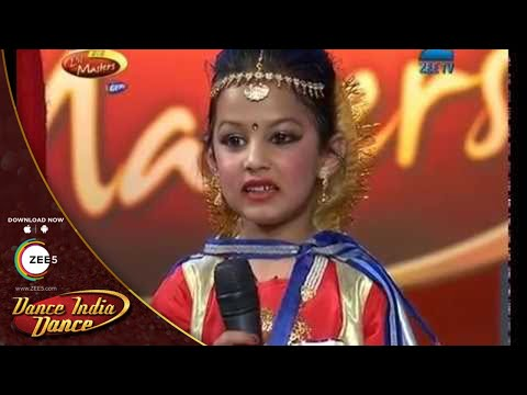 Video Twinkle Sharma's ADORABLE Dance Performance - DID L'il Masters Season 3 download in MP3, 3GP, MP4, WEBM, AVI, FLV January 2017