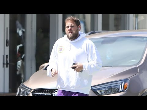 Jonah Hill Is Working Hard To Be Slim Once Again