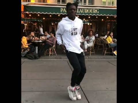 Download The most silky smooth Moonwalk ever - Salif Lasource MP3