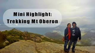 Oberon Australia  city photos : Mini Highlight: Trekking Mt Oberon | Wilsons Promontory | Victoria, Australia