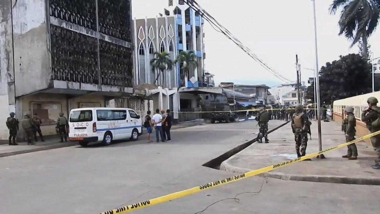 Φιλιπππίνες: 27 νεκροί σε βομβιστική επίθεση σε εκκλησία