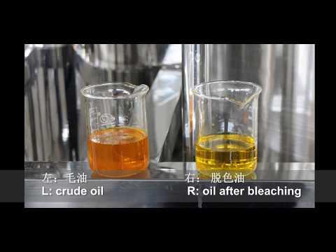 mini oil refinery machine