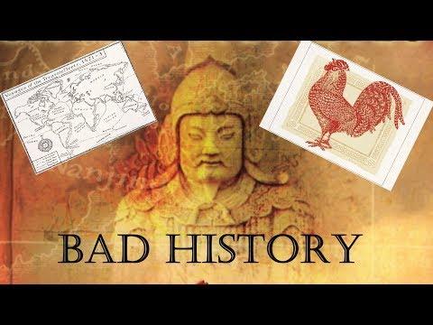 Bad History - 1421 by Gavin Menzies