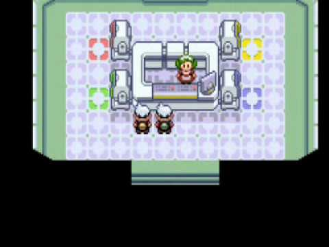 obtener ticket eon pokemon esmeralda intercambio pokemon de rojo fuego