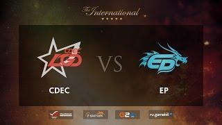 EP vs CDEC, game 2