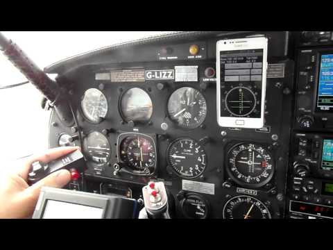 Video of GPS ILS