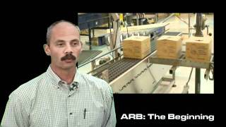 Intralox ARB Technology, The Invention (Part 1 Of 6)