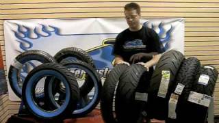 9. Motorcycle Tires - What You Really Need to Know - Video Guide: Tip of the Week