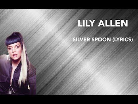 Tekst piosenki Lily Allen - Silver Spoon po polsku