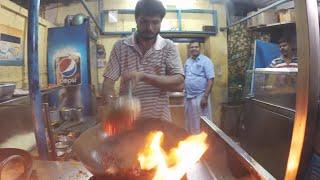 Street Food - Hotel AlSalam Trichy - Sebastin's Vlog
