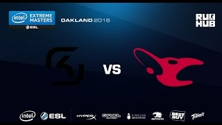 IEM Oakland - SK Gaming vs mousesports - de_dust2 - [CrystalMay, ceh9]