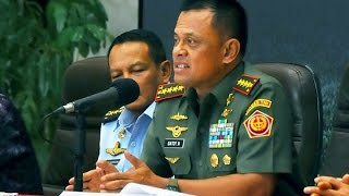 Video Nyamar Jadi Turis, Panglima TNI : Militer China dan Amerika Sudah Kepung Indonesia MP3, 3GP, MP4, WEBM, AVI, FLV Oktober 2017