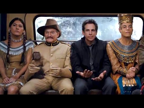 NIGHT AT THE MUSEUM 3 Trailer (Ben Stiller – 2014)