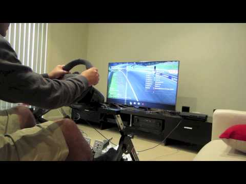Raceonoz Next Level Racing Wheel Stand Review