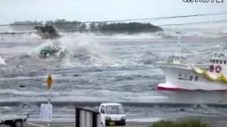 Video 30メートルのしぶきを上げ、迫る大津波=福島・松川浦 MP3, 3GP, MP4, WEBM, AVI, FLV Juni 2019