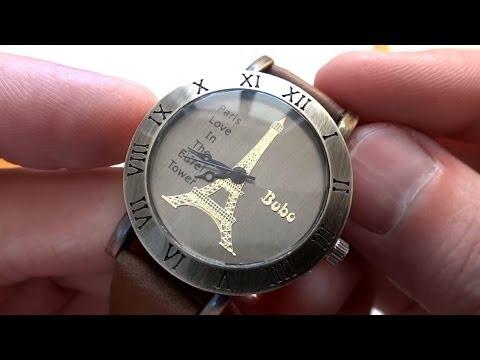 Купить дешевые наручные часы из Китая в интернет