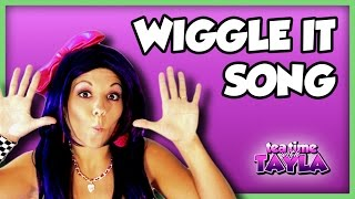 Wiggle It, Children Songs with lyrics