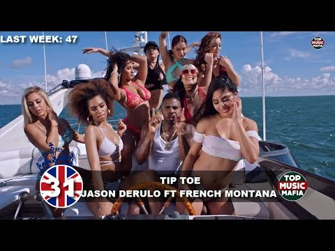 Top 40 Songs of The Week - December 2, 2017 (UK BBC CHART)