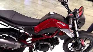7. 2019 Kymco K Pipe 125 Complete Accs Series Lookaround Le Moto Around The World