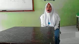 Salah Manimbang-Elsa Pitaloka (Minang) Cover by MAN 1 PASAMAN BARAT😉