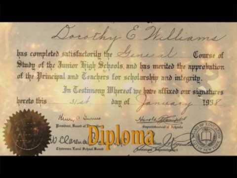 Price o rijecima DIPLOMA