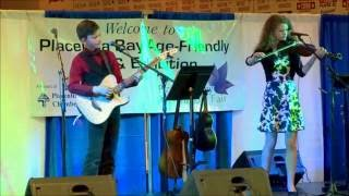 CONWAY performs Catch The Wind @ The Placentia Bay Age-Friendly Fair.