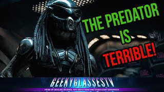 Video The Predator is AWFUL - How Bad Could it Be? MP3, 3GP, MP4, WEBM, AVI, FLV November 2018