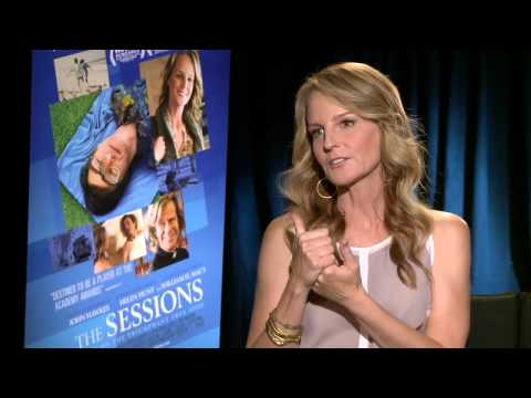 The Sessions - Interview with Helen Hunt