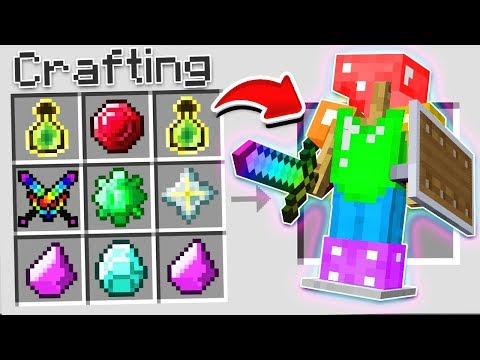 CRAFTING THE WORLDS MOST OVERPOWERED GOD SET!  (CosmicPvp Factions EP 6)
