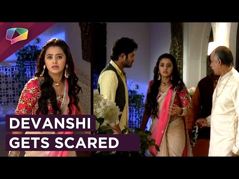 Devanshi Gets Scared | Vardaan Calms Her Down | De