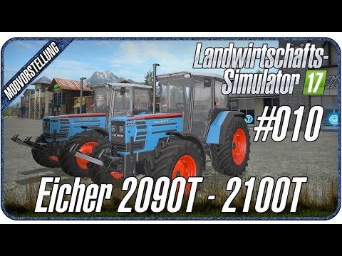 Eicher 2090T - 2100T v1.1