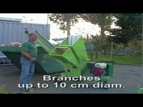 Peruzzo T2 T3 Chipper - Shredder