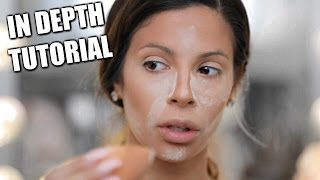 Flawless FULL COVERAGE Foundation Routine