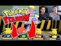 Who Won  Pokemon Stadium Minigames